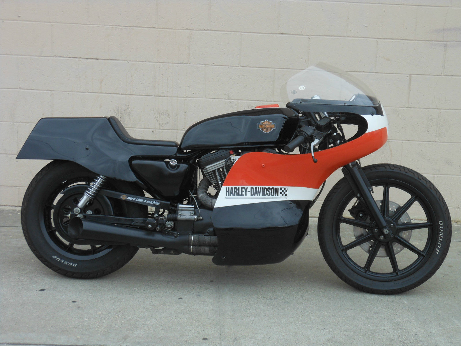 Harley Cafe Racer XLCRXR750 XR1000 Custom