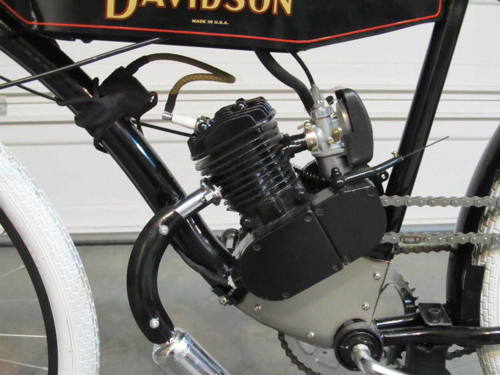 Vintage harley davidson flat track racing motorcycle