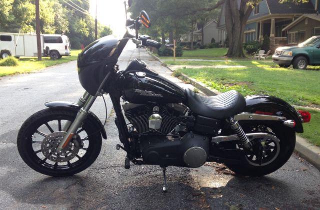 Harley Davidson Club Thug Style Dyna Street Bob 2008 Fxdb