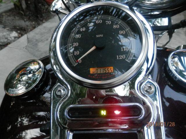 Harley Davidson Dyna Wide Glide 2005 103, CNC Ported Heads, EXTRAS!!!