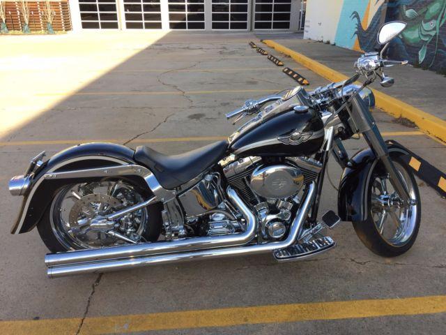 Harley Fatboy For Sale Ebay