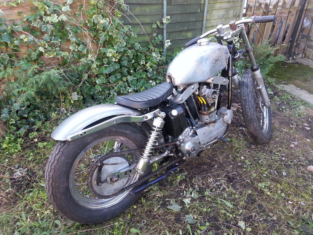 Harley magneto rebuild