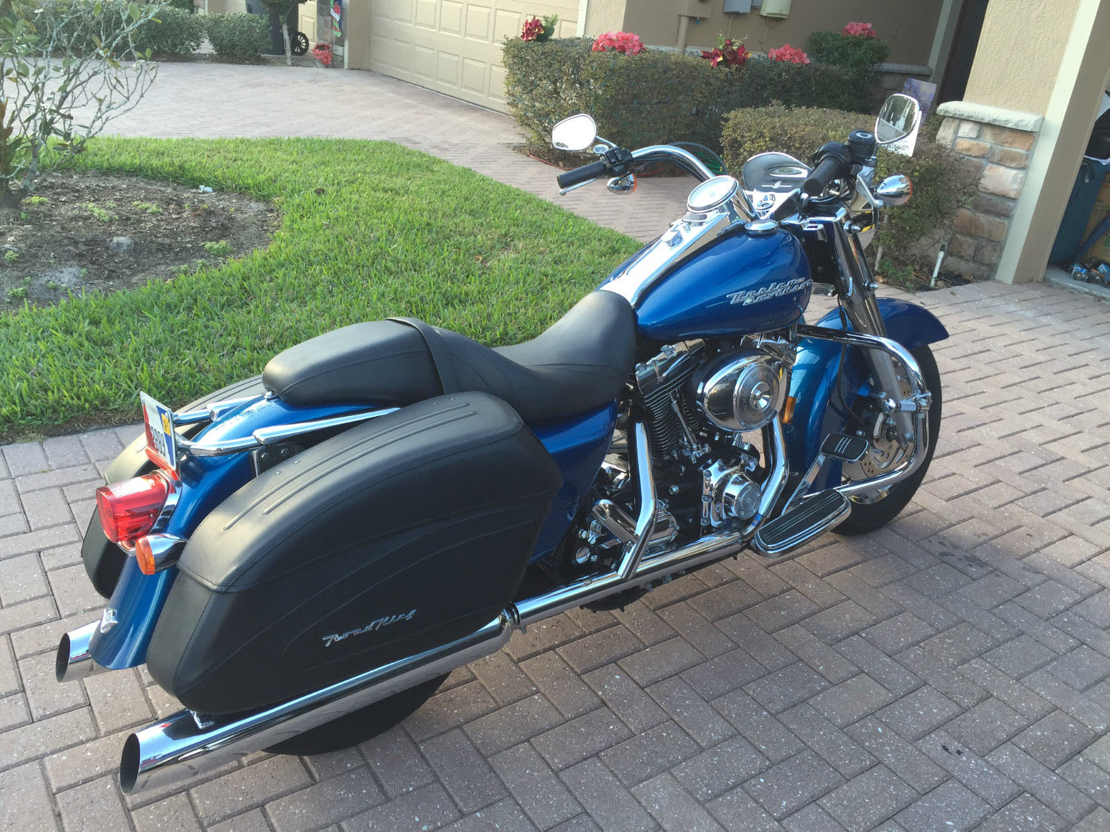 Harley Davidson: Harley Davidson Road King Custom FLHRSI