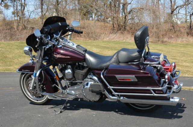 Harley Davidson Engine Size Road King