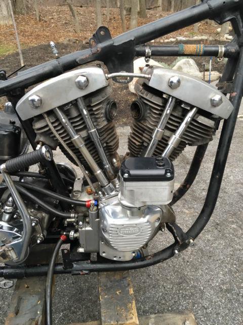 Harley Davidson Shovelhead Kickstart Magneto Ratchet Transmission ...