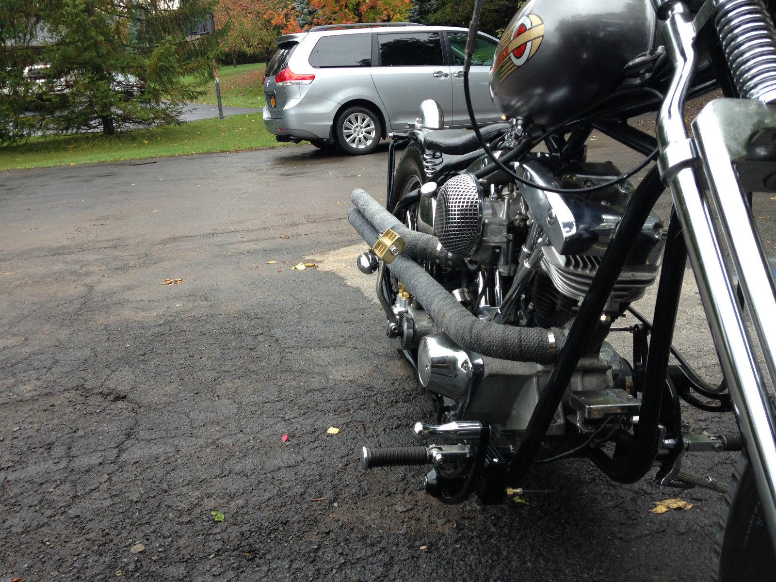 Harley Davidson Shovelhead Zero Engineering-Inspired ...