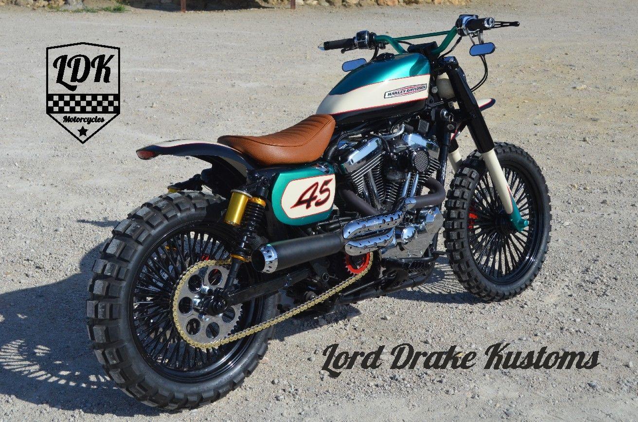 Harley Davidson SPORTSTER 1200 SCRAMBLER