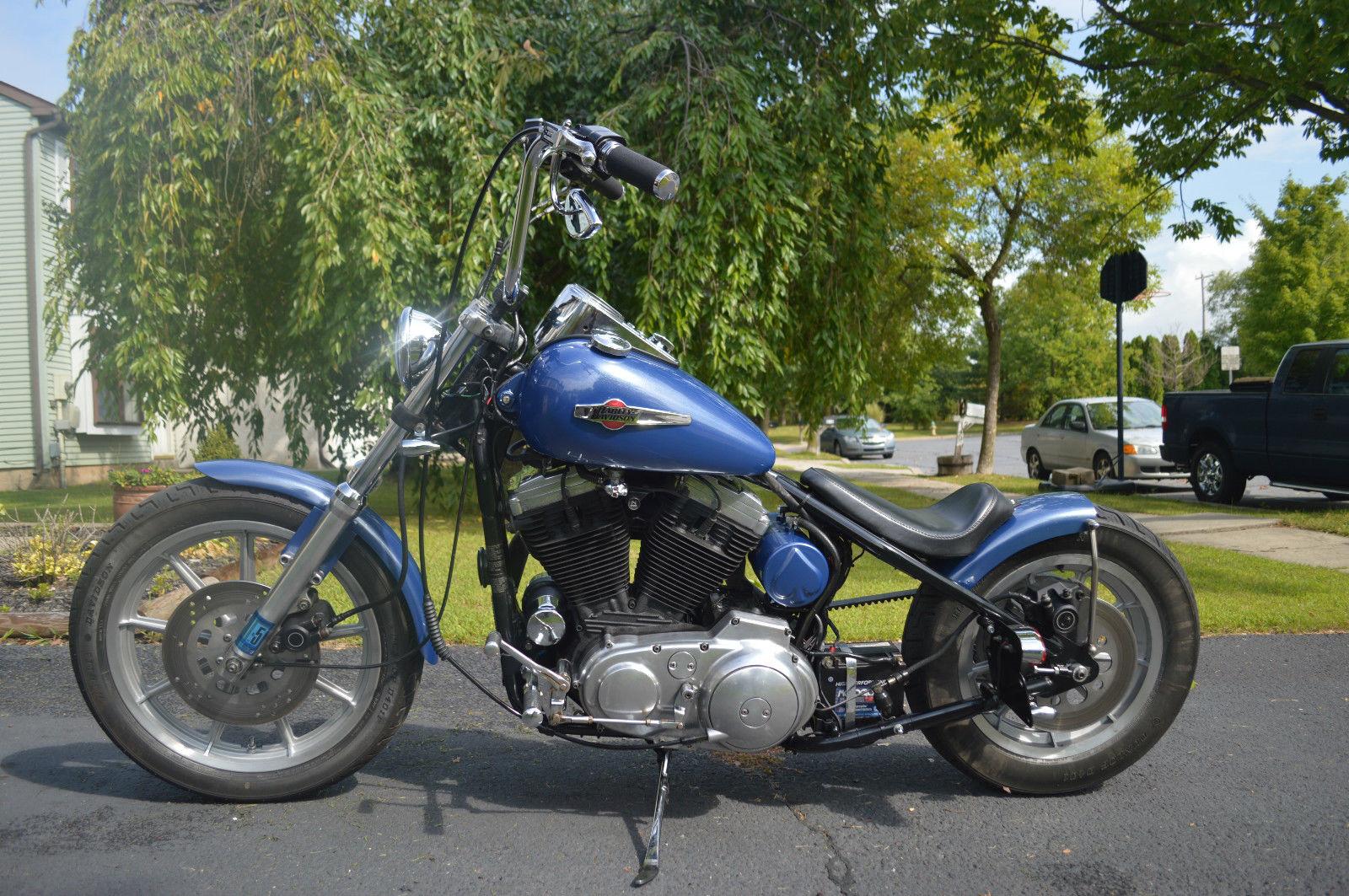 Harley Davidson Evo Sportster For Sale