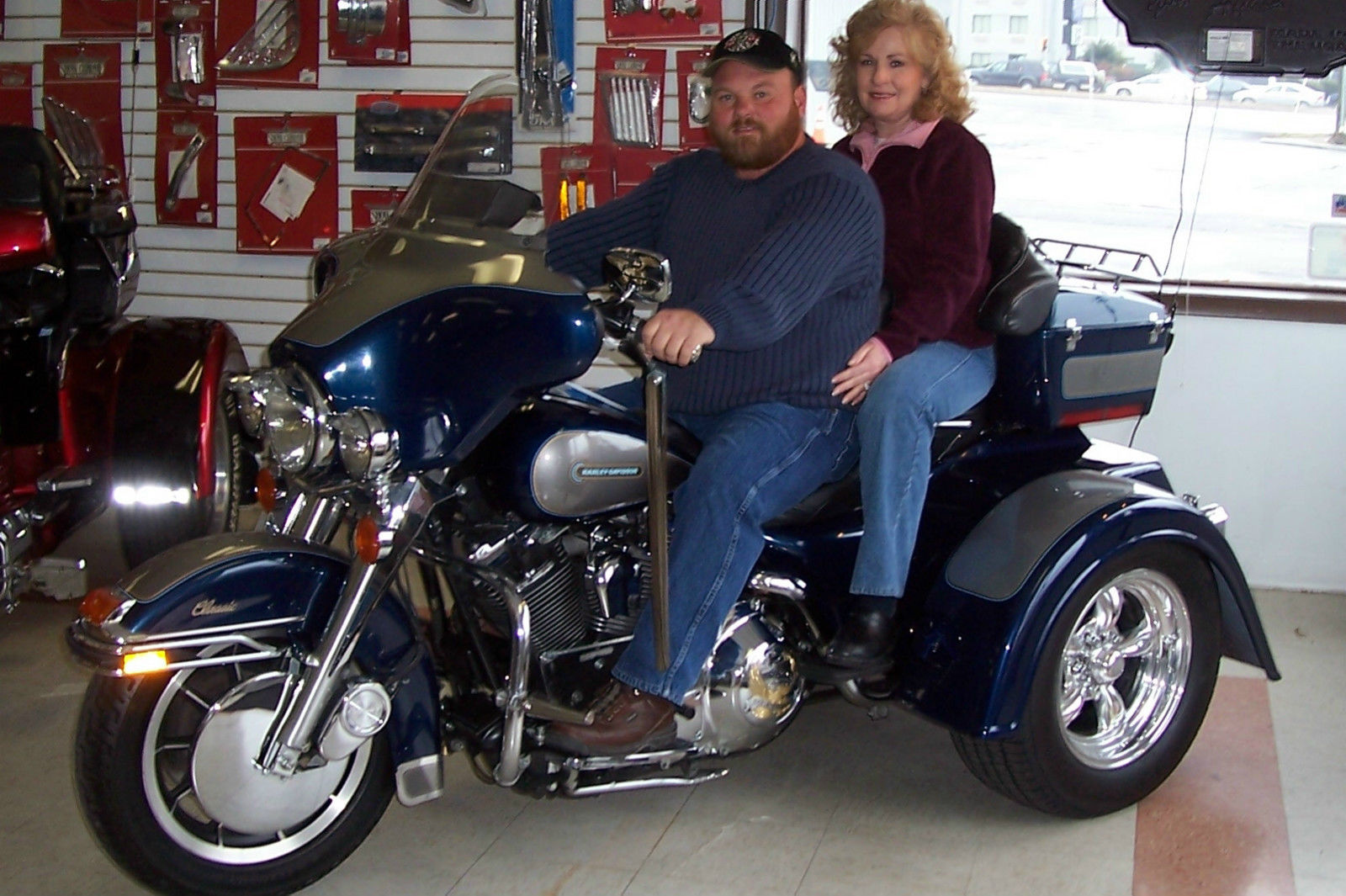 2013 harley davidson trike reviews autos post. Black Bedroom Furniture Sets. Home Design Ideas