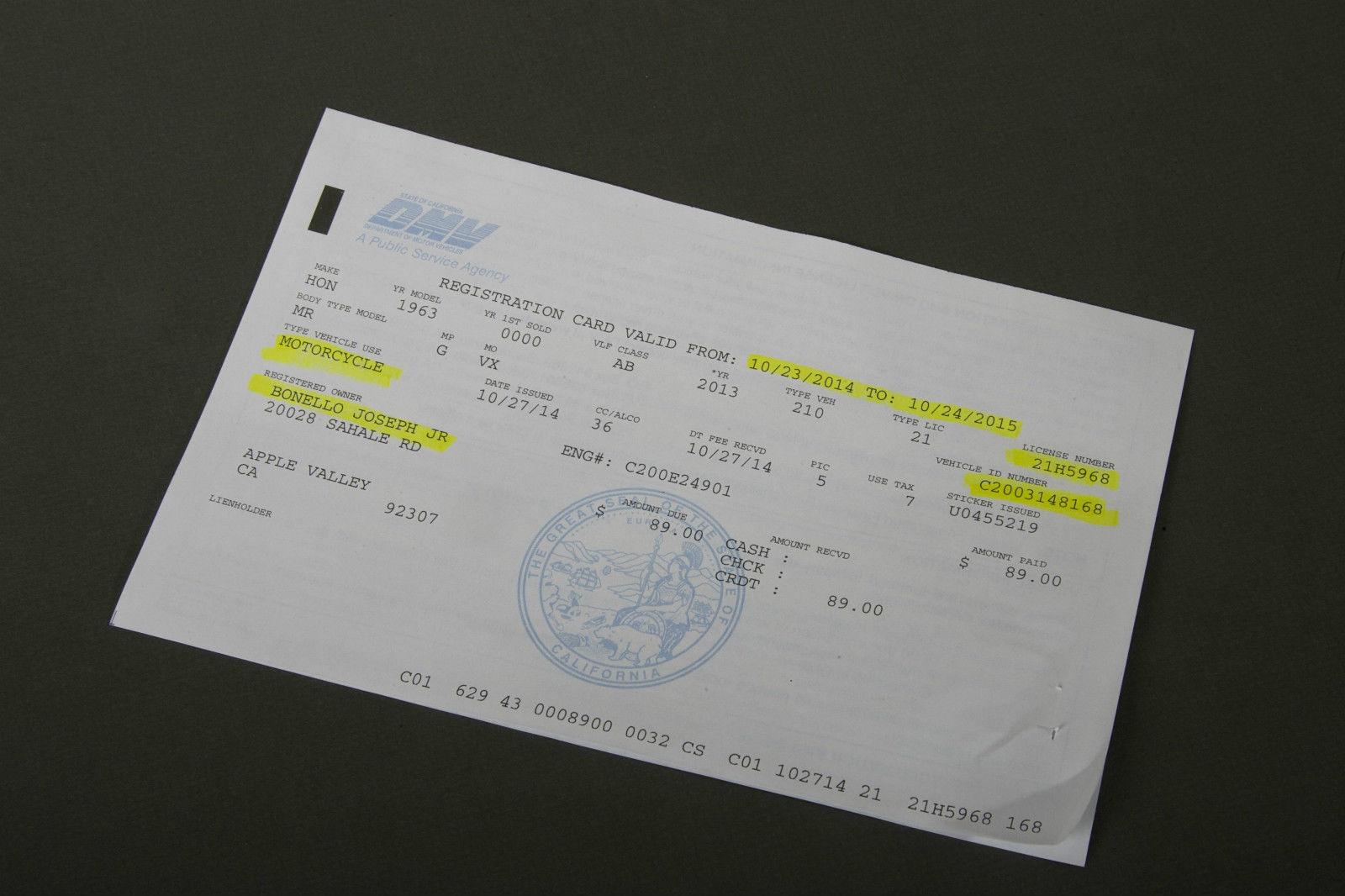 Honda Ca200 C200 90 Dream Wiring Price Us 90000