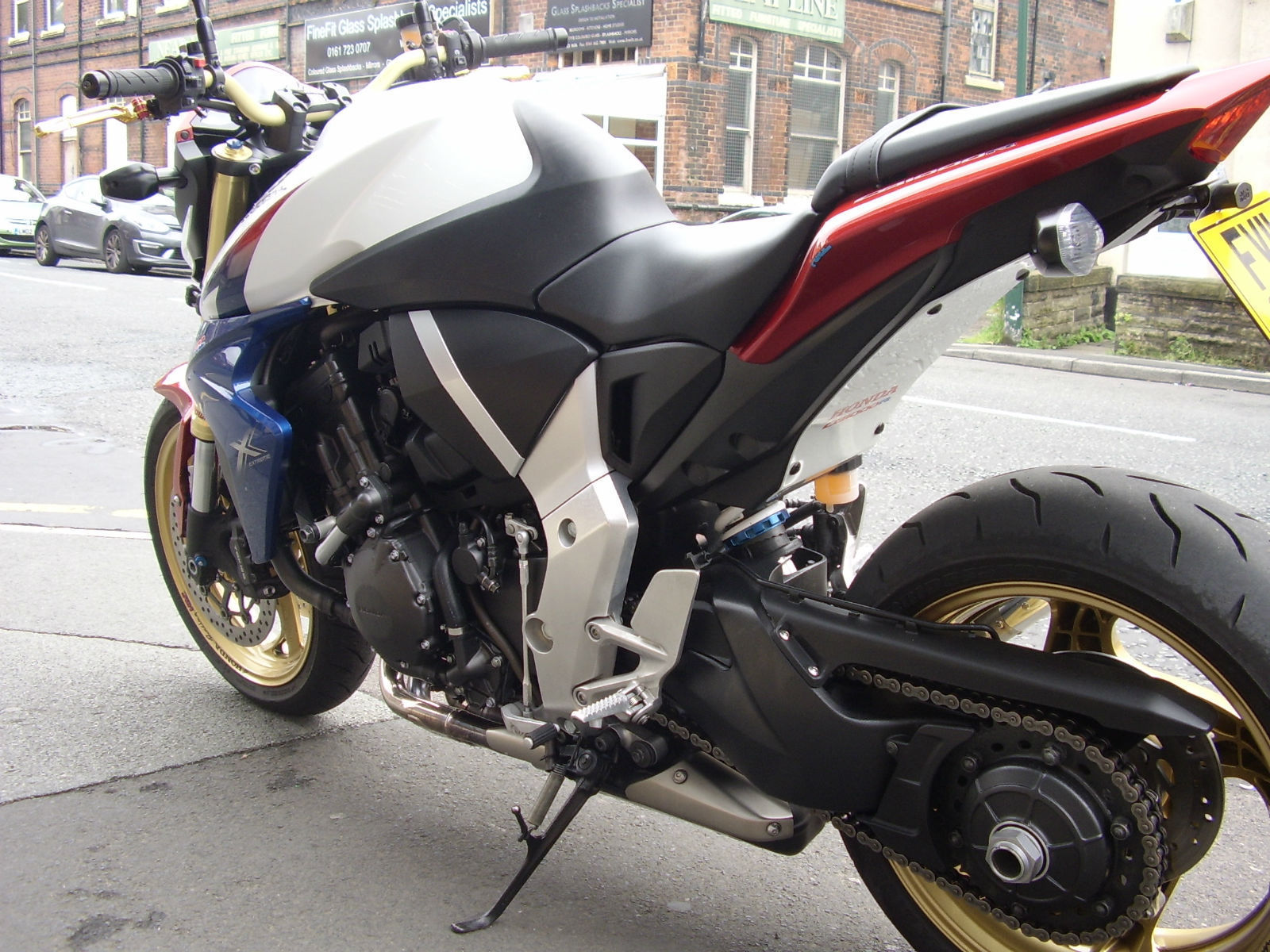 Honda CB 1000 R-B EXTREME HRC 2011 MOTORCYCLE IN THE BEST