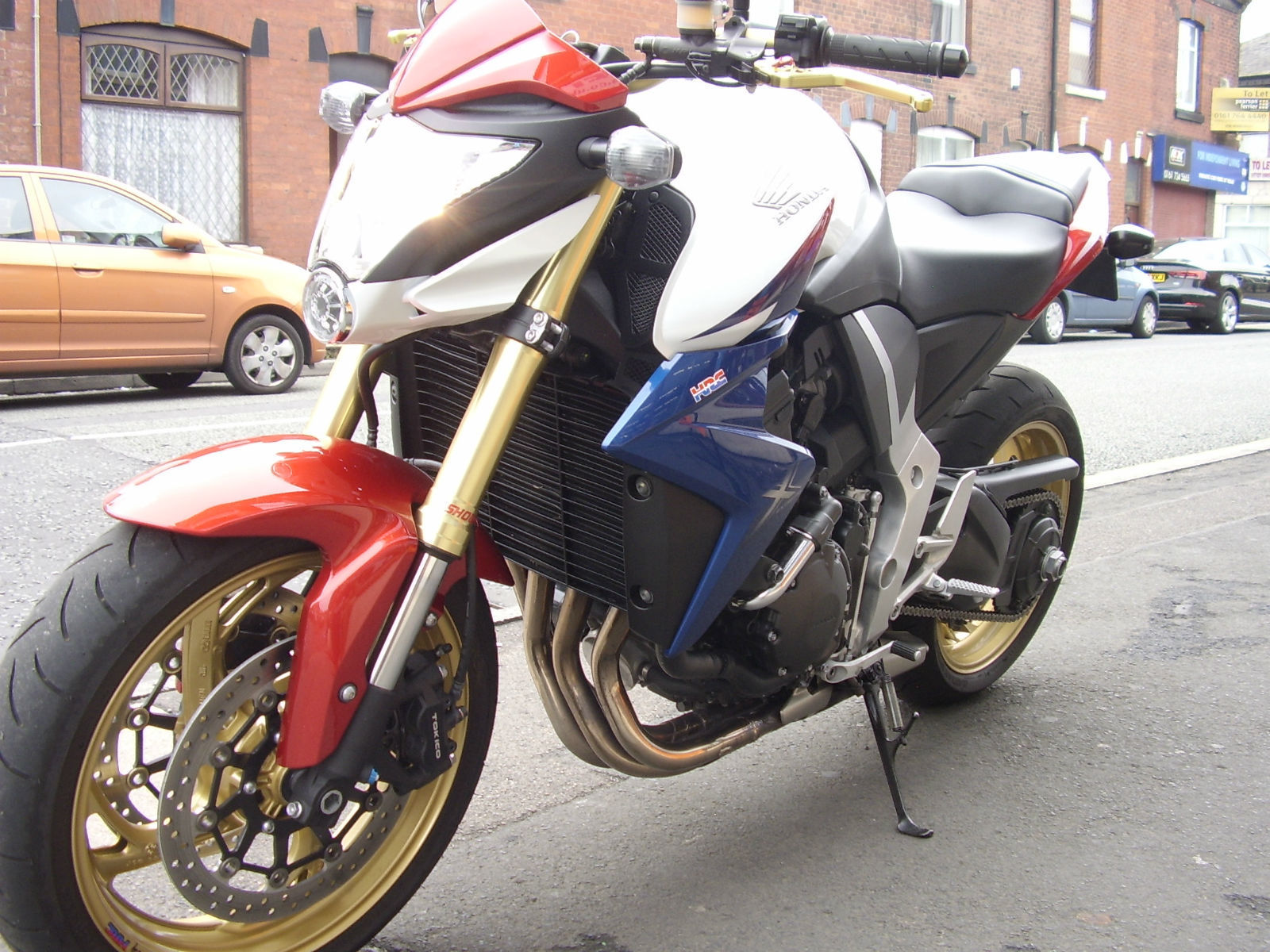 2012 Honda CB 1000 R Extreme HRC ABS Naked Motorcycle 268