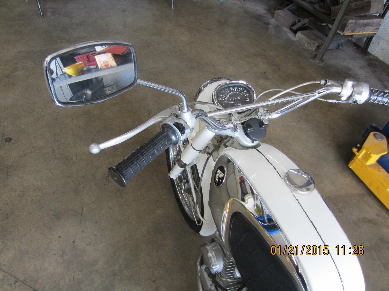 Vintage honda cb 160