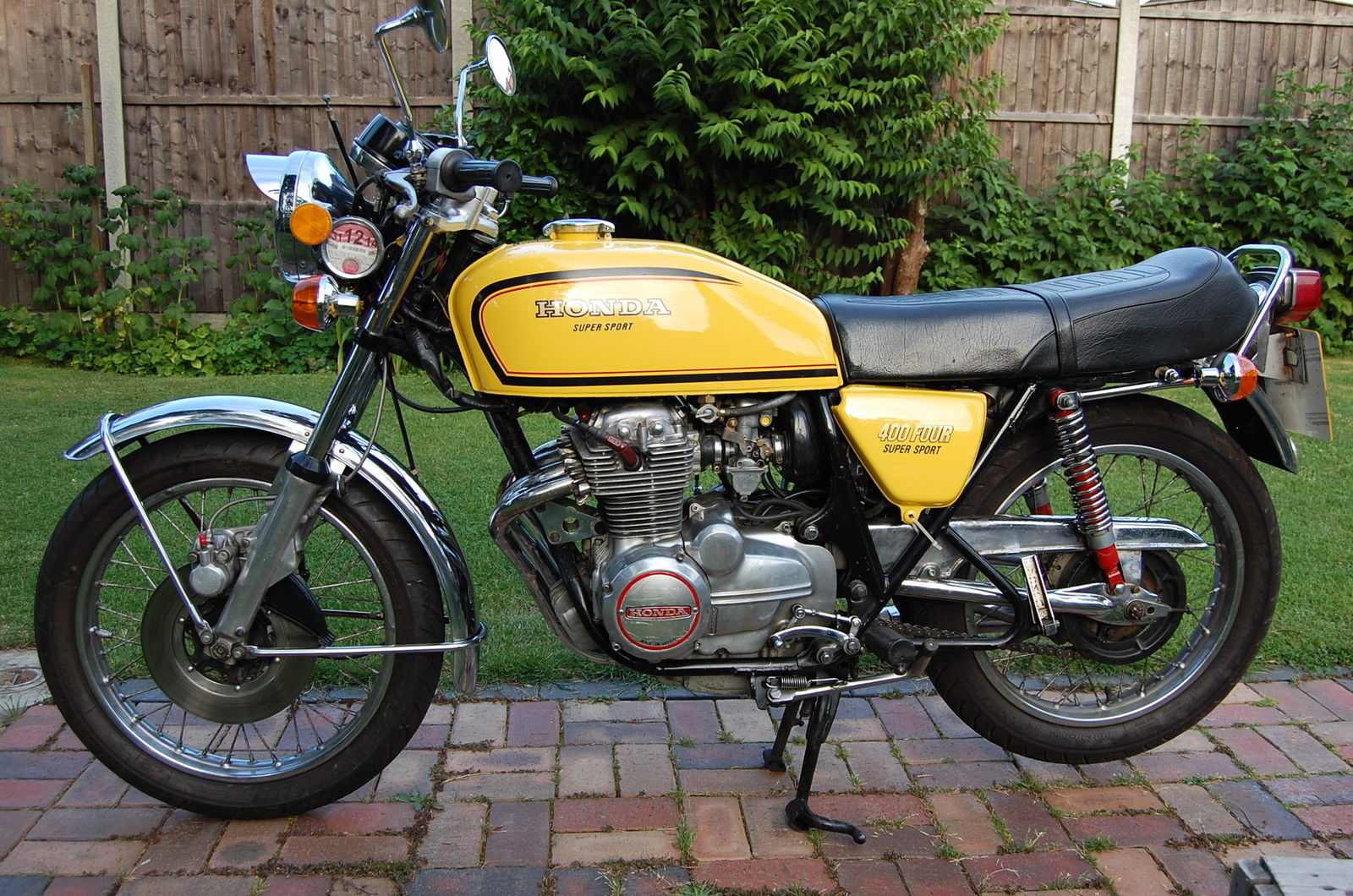 HONDA CB400 FOUR 400 4 F2 1978 CLASSIC MOTORCYCLE