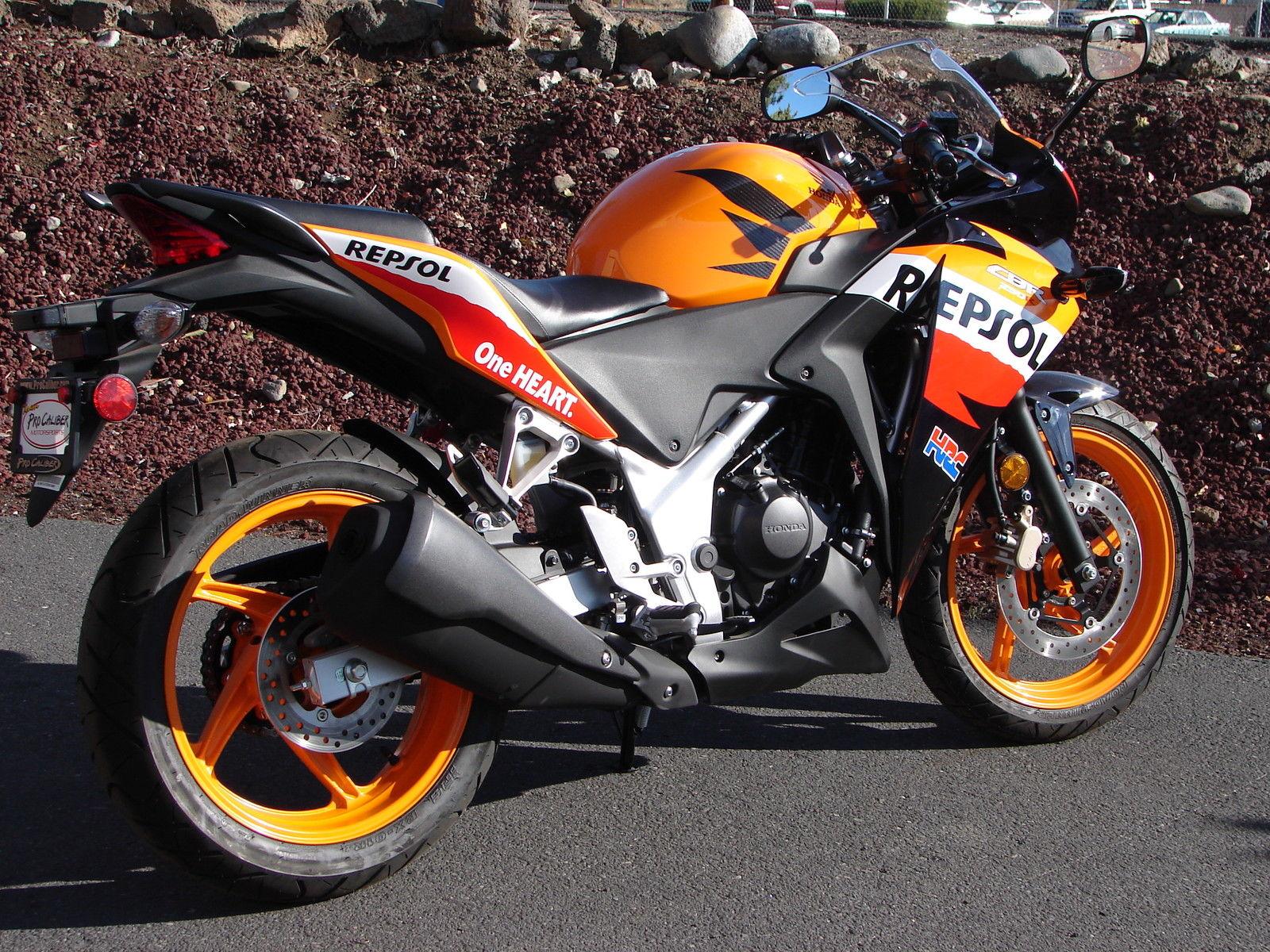 Honda Cbr 250 Repsol Edition New Zero Miles 299 Financing