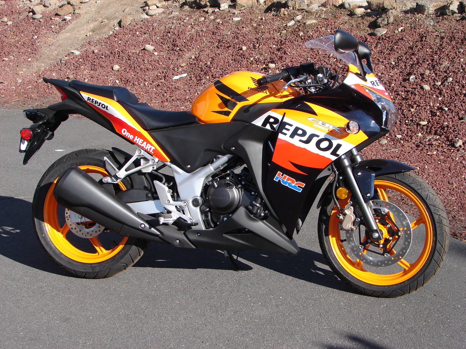 Honda CBR 250 Repsol Edition One Mile! GREAT BUY!! Be Ready To Ride!!!