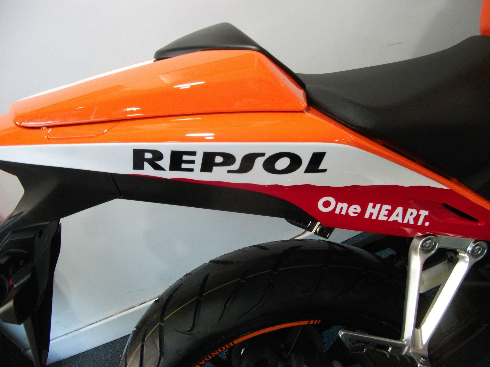 Honda Cbr500r Repsol New