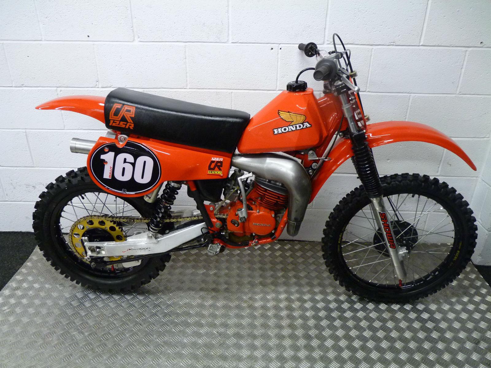 honda cr 125 1980 elsinore twinshock evo classic mx bike at craigs motorcycles. Black Bedroom Furniture Sets. Home Design Ideas