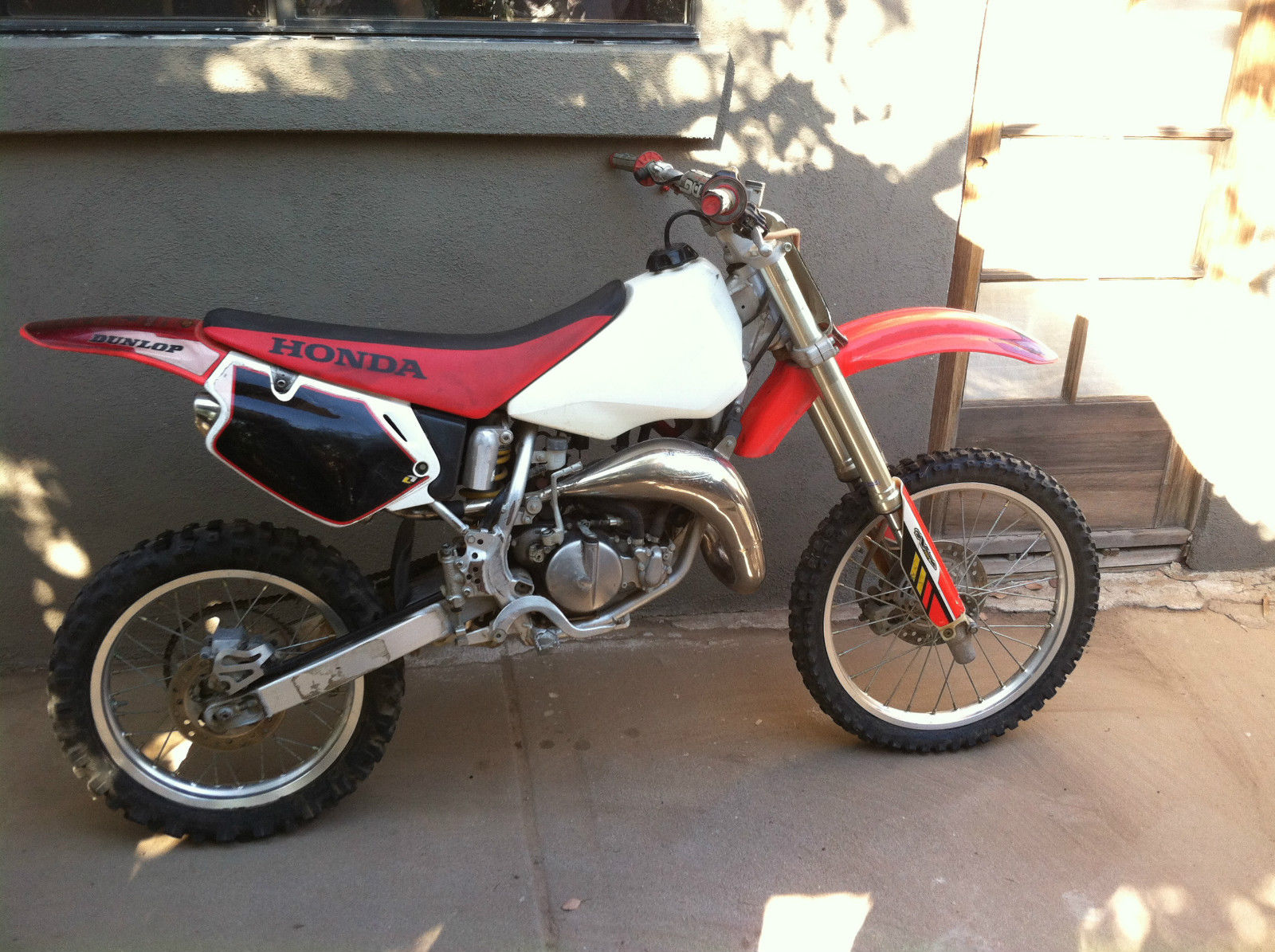 Honda Crf 80 >> Honda CR 80 RB EXPERT Big Wheel Dirt Bike