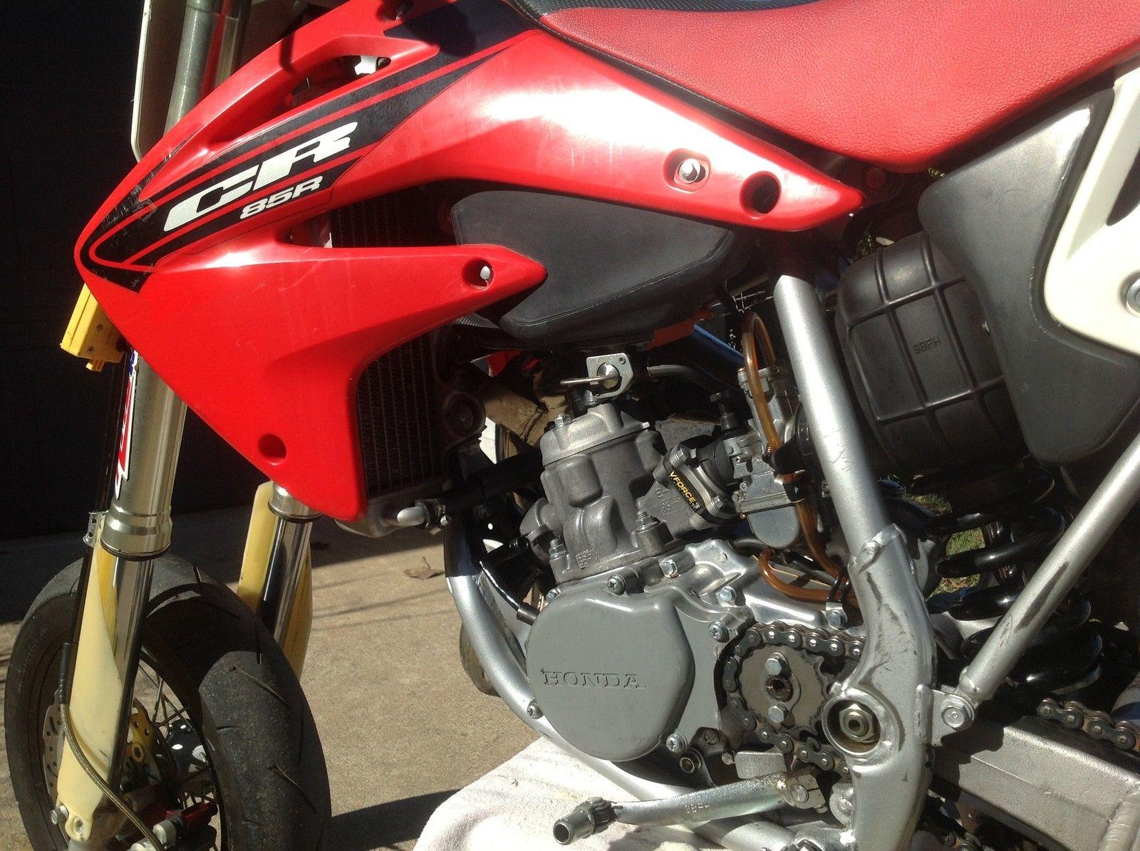 Honda CR 85 Super Moto Race Mini Motard