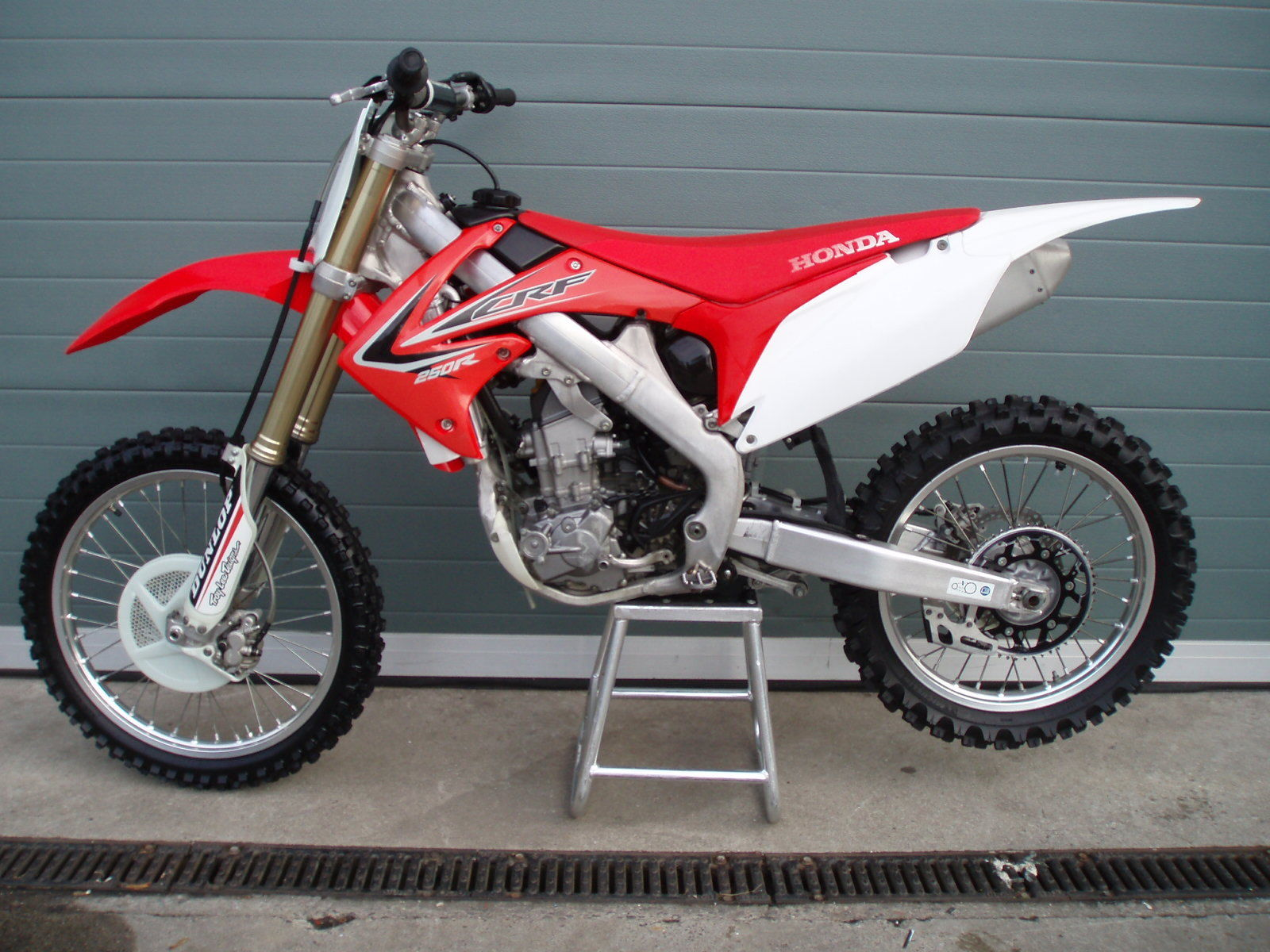 honda crf 250 r 2012 250f four 4 stroke mx motox motocross. Black Bedroom Furniture Sets. Home Design Ideas
