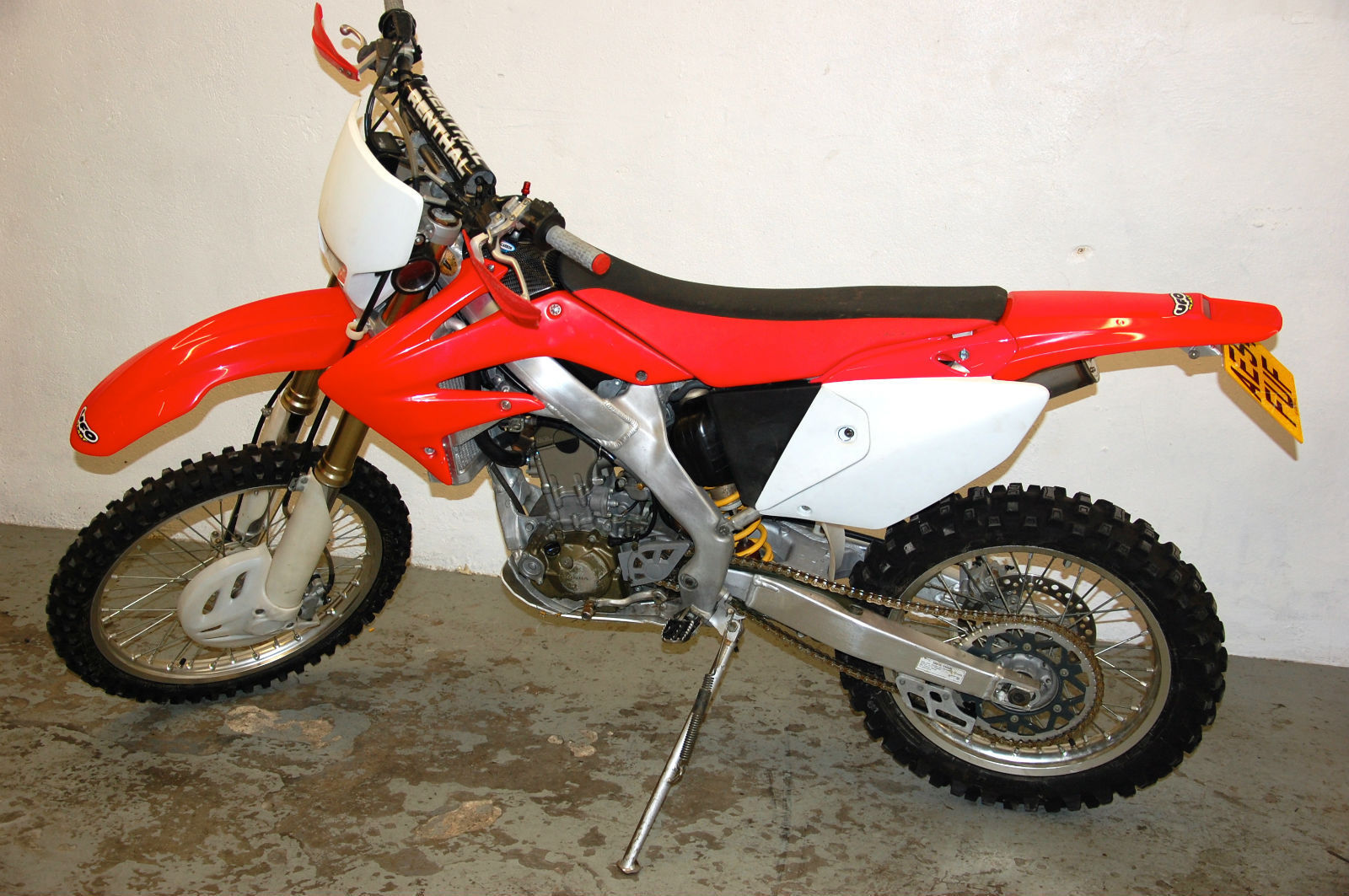 honda crf 250 x enduro off road trail bike. Black Bedroom Furniture Sets. Home Design Ideas
