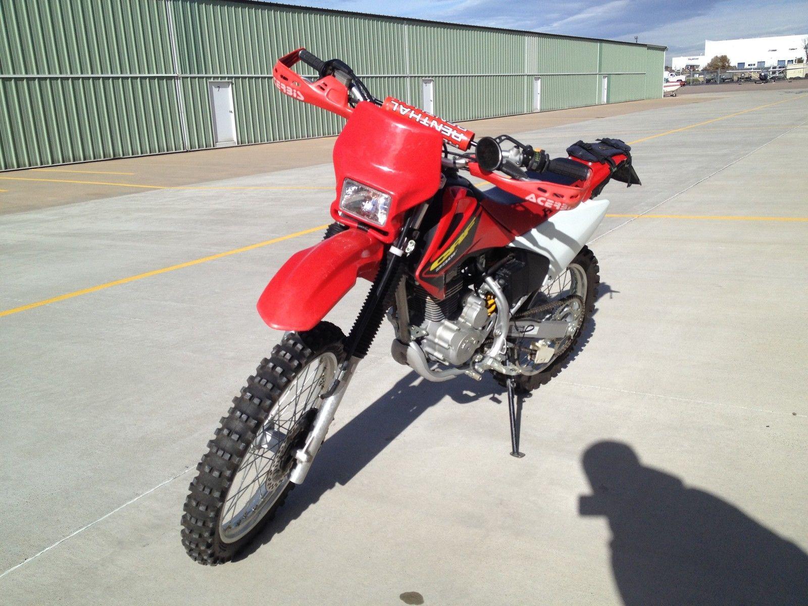 Honda Crf230f Dirt Bike Electric Start Amp Lights 250 400