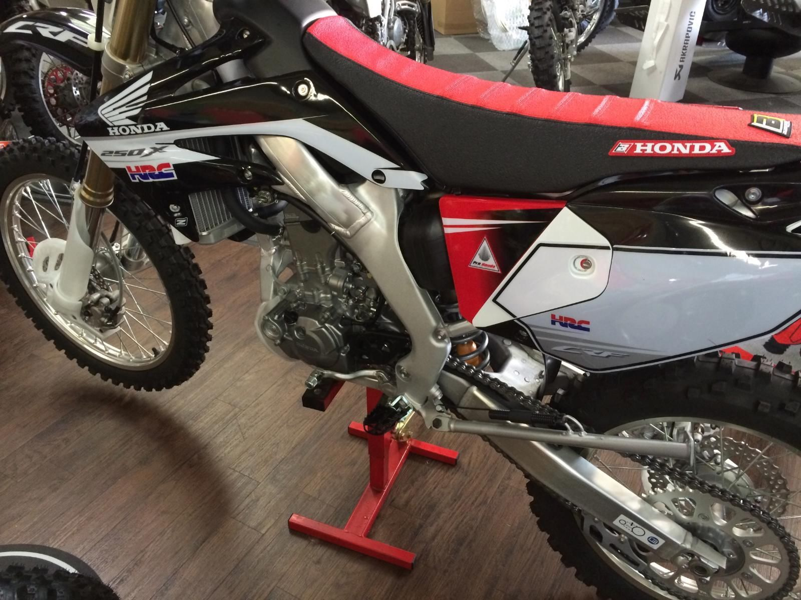 Honda Crf450x 2015 Enduro Road Legal Motorbike From 99 Pm 0