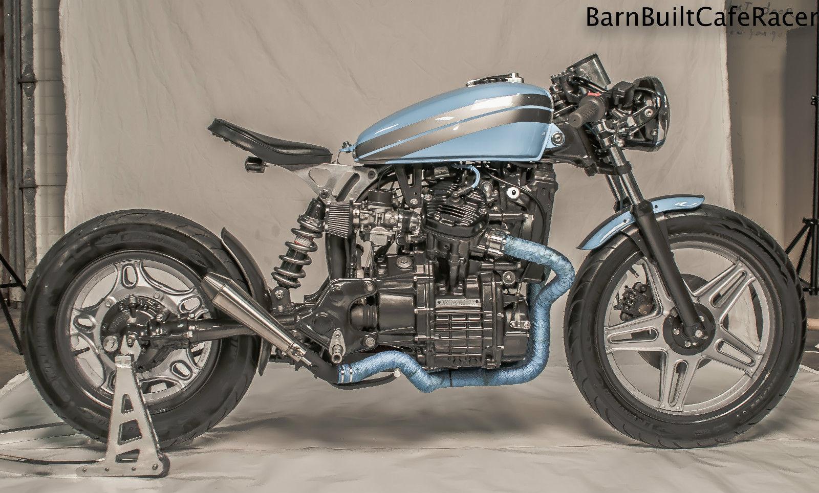 Honda CX500 custom bobber cafe racer-professional build by BBCR