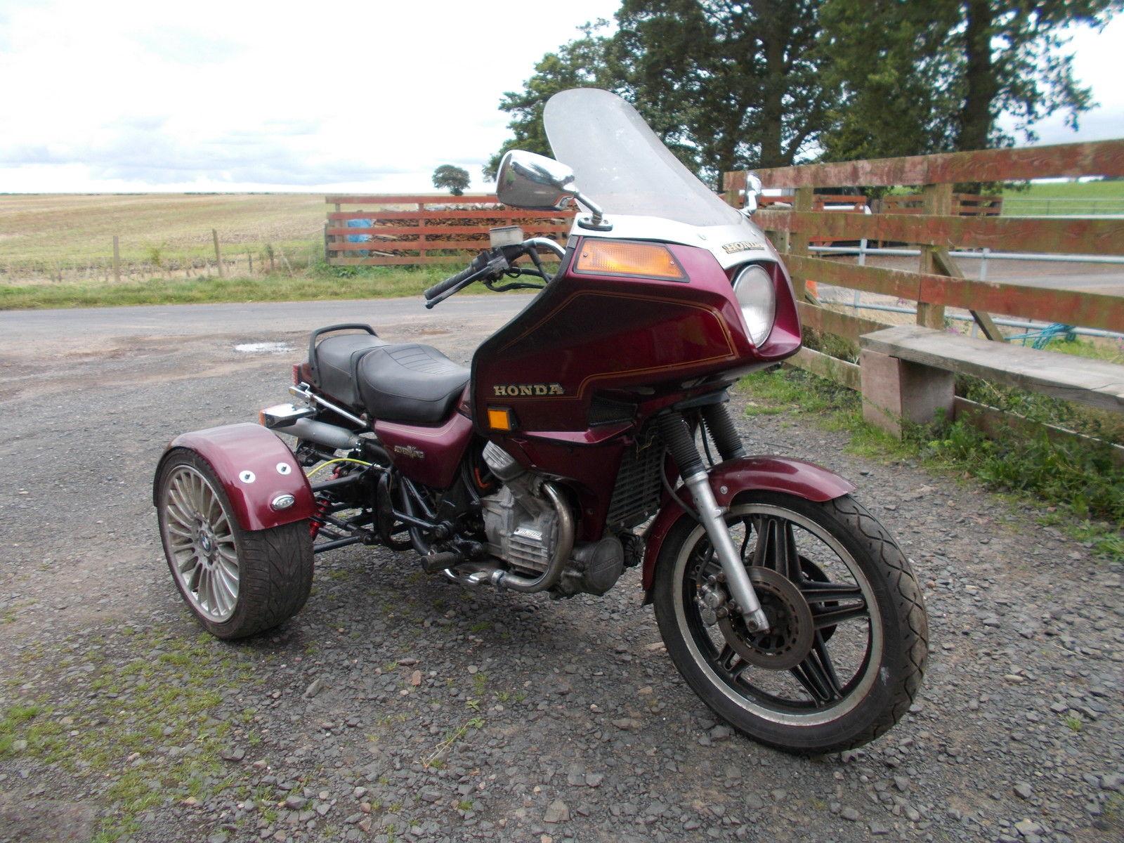 Honda Gl Silverwing Trike on Honda Silverwing Interstate