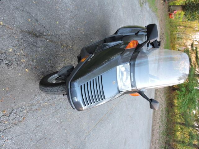 Honda Helix Engine
