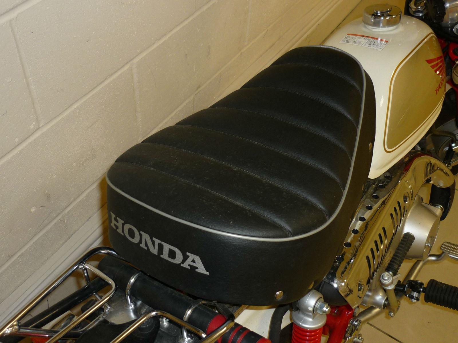 Honda Monkey Monkeybike Z50 AB27