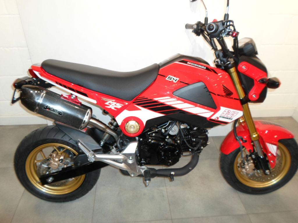 Honda msx 125 Yoshimura - 119.0KB