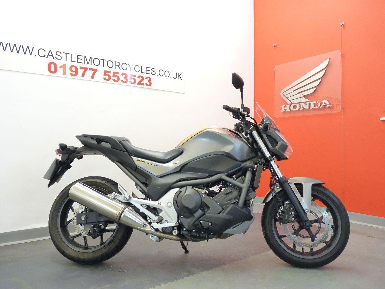 Honda NC NC 700 XD-C 700cc WHITE