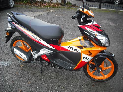 honda nscr repsol cc scooter
