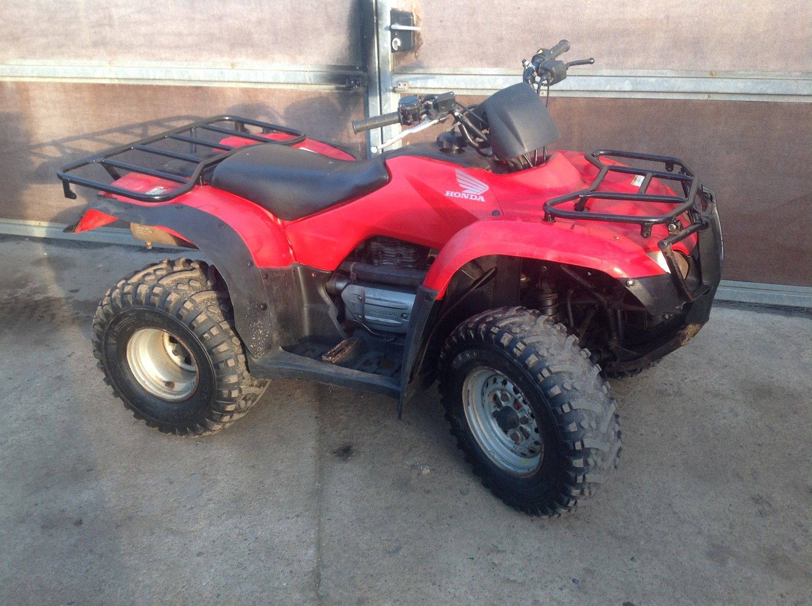 Honda 250 Atv on honda trx 250 model number location
