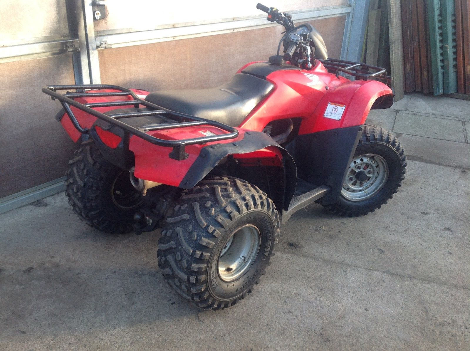 2000 honda fourtrax green autos post for Cupi s motor mall north pekin il