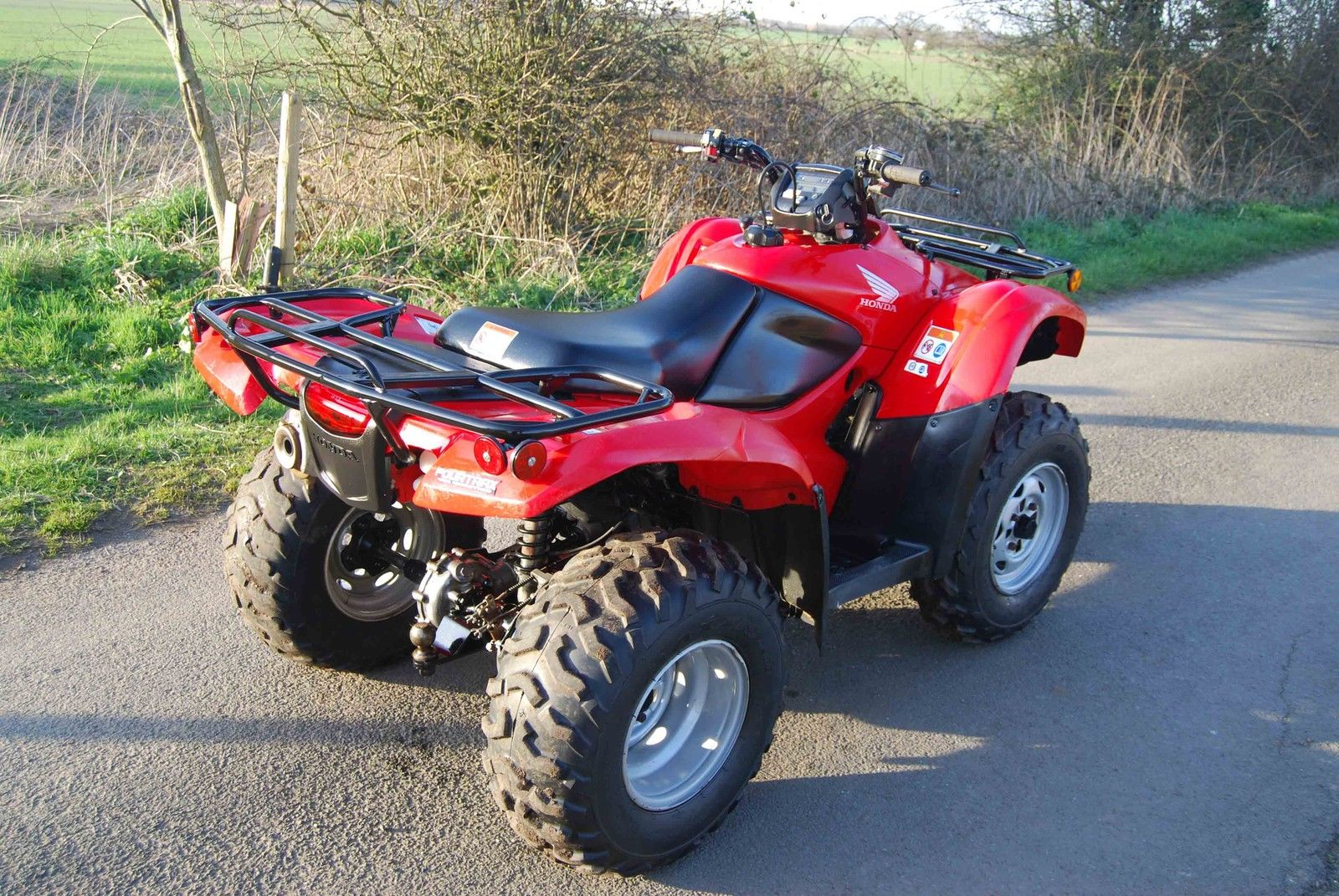 4x4 Quad Honda Pictures