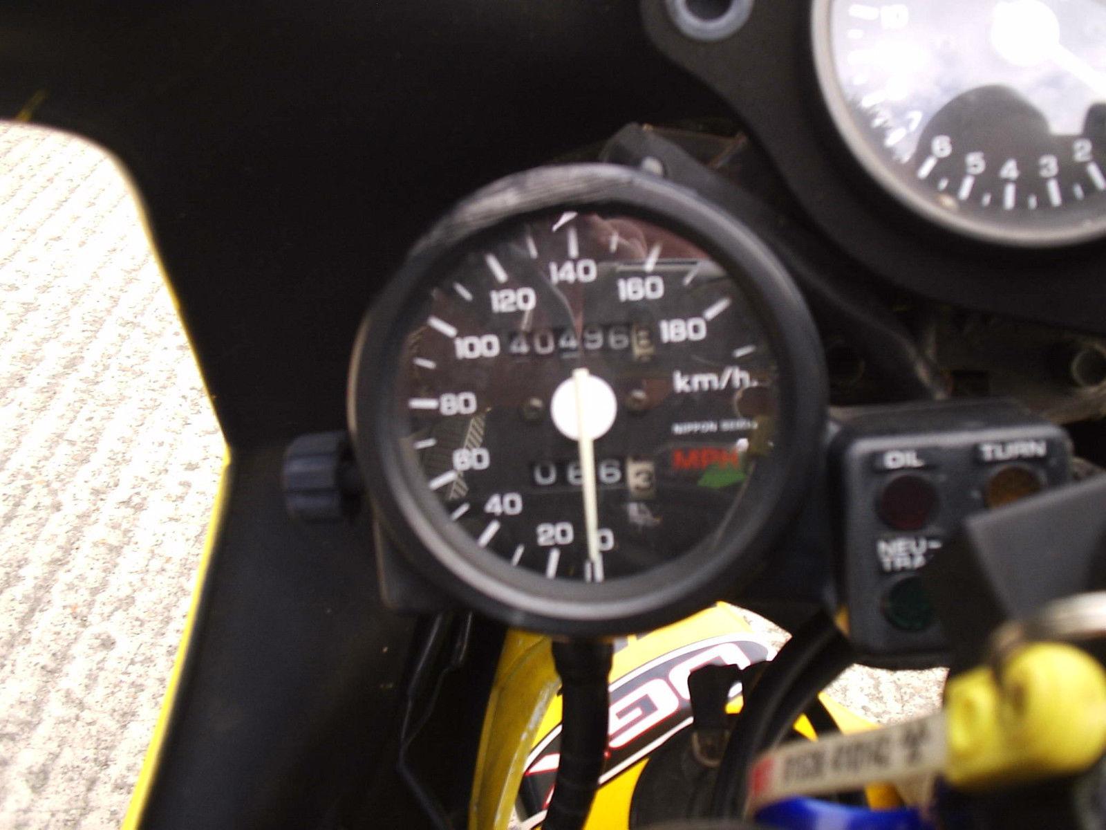 Wheel Refurbishment Near Me >> HONDA VFR400 NC30 ROSSI REPLICA