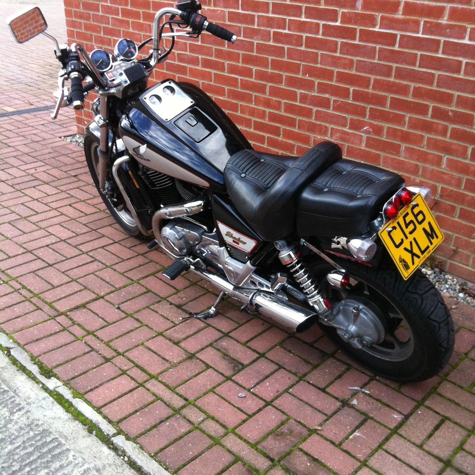 Honda Shadow Spirit 1100 - Motorcycle Specification