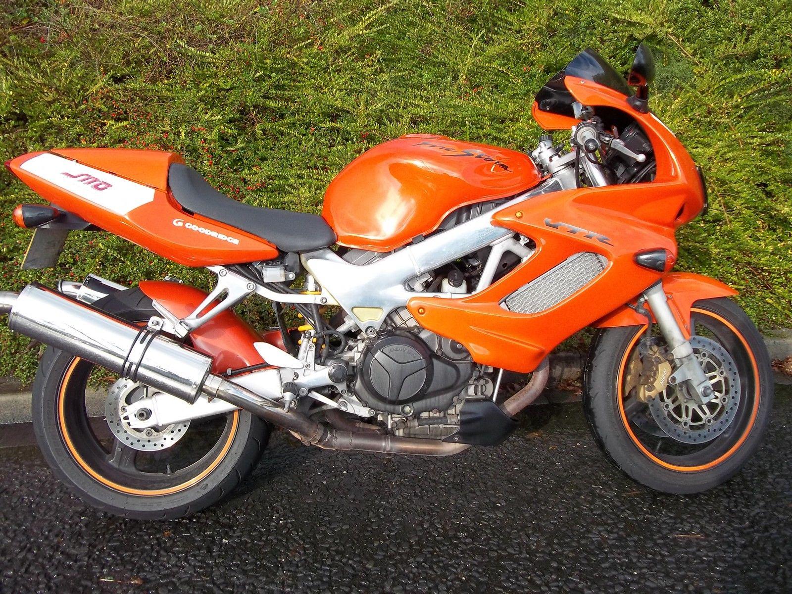 1997 Honda VTR1000 Firestrom - Huybers Motoren