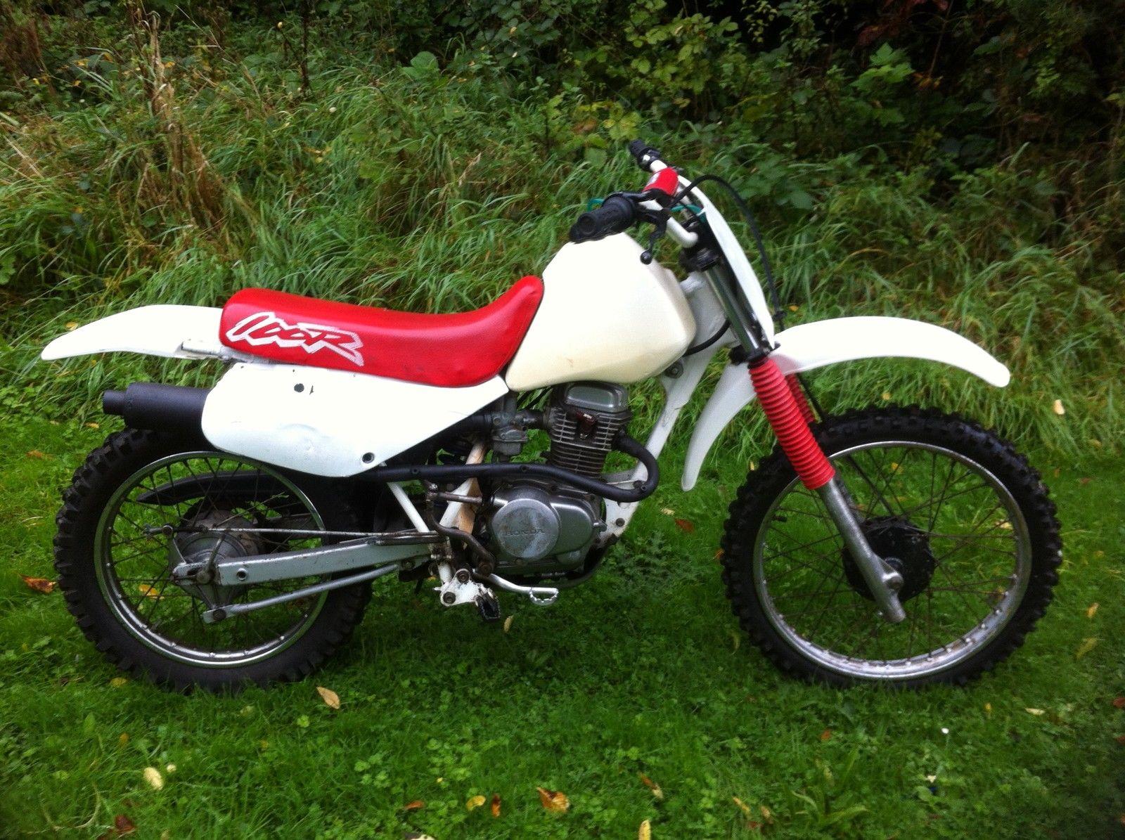 Honda Xr100 Xr 100 Not Xr75 Xr80 Kids Dirtbike Look