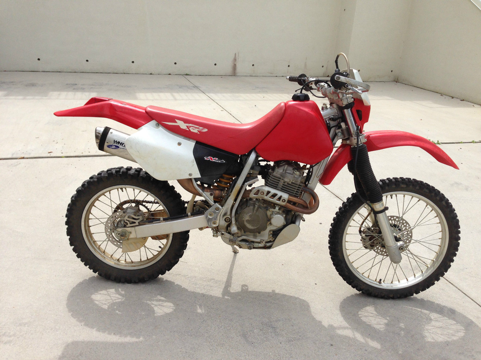 honda xr400r xr crf cr dirt dirtbike. Black Bedroom Furniture Sets. Home Design Ideas