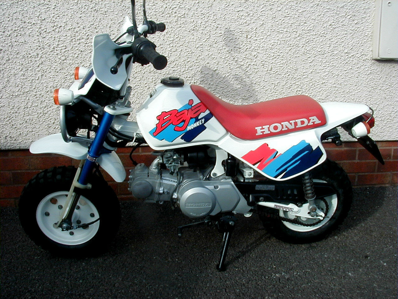 Honda Z50 Baja Monkey Bike