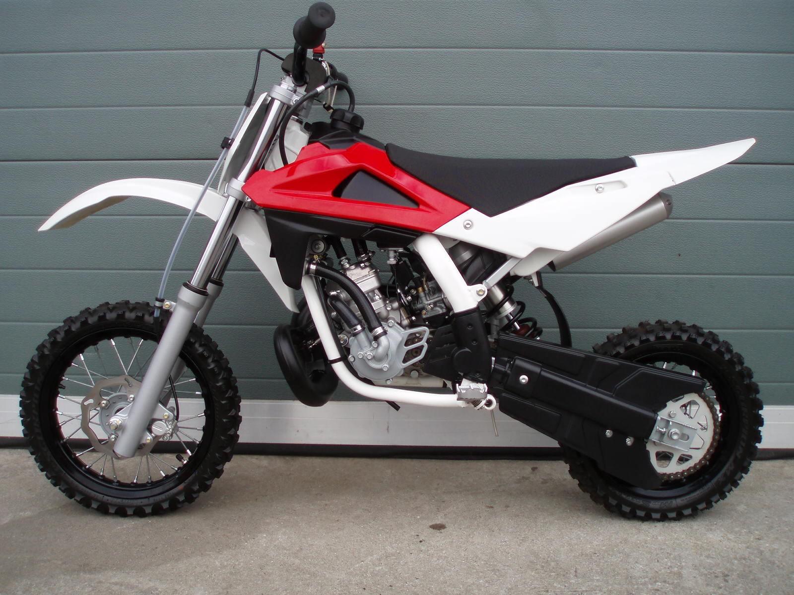 husqvarna cr 50 husky boy with ktm engine kids dirt bike mx motox motocross. Black Bedroom Furniture Sets. Home Design Ideas