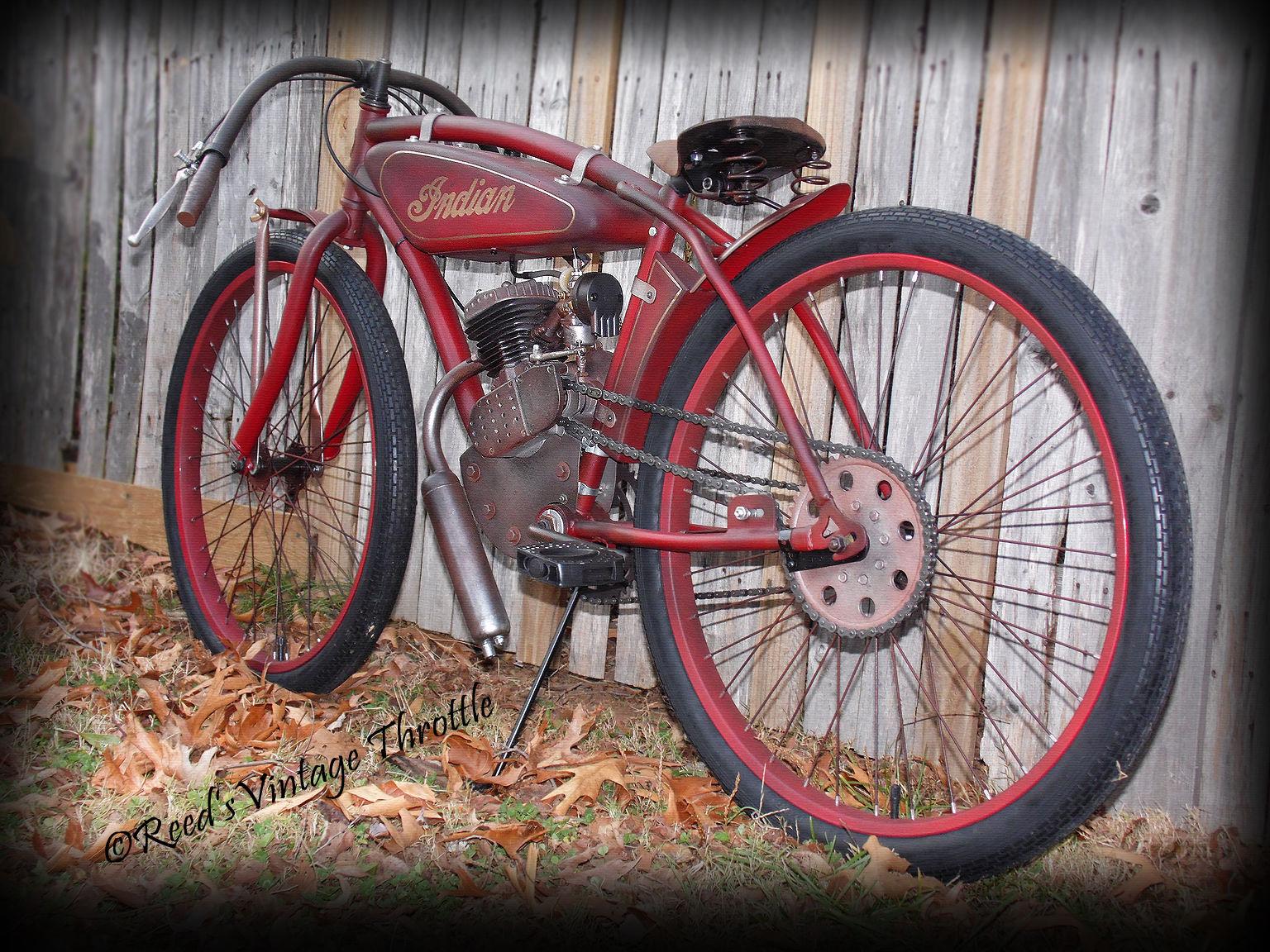 Велосипед как харлей 113
