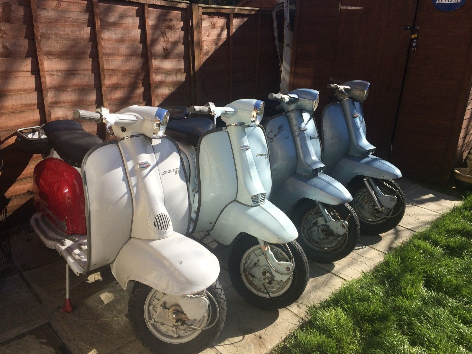 lambretta frame number dating Find great deals on ebay for lambretta number lambretta frame number acid etched aluminum data number of bids and bid amounts may be slightly out of date.