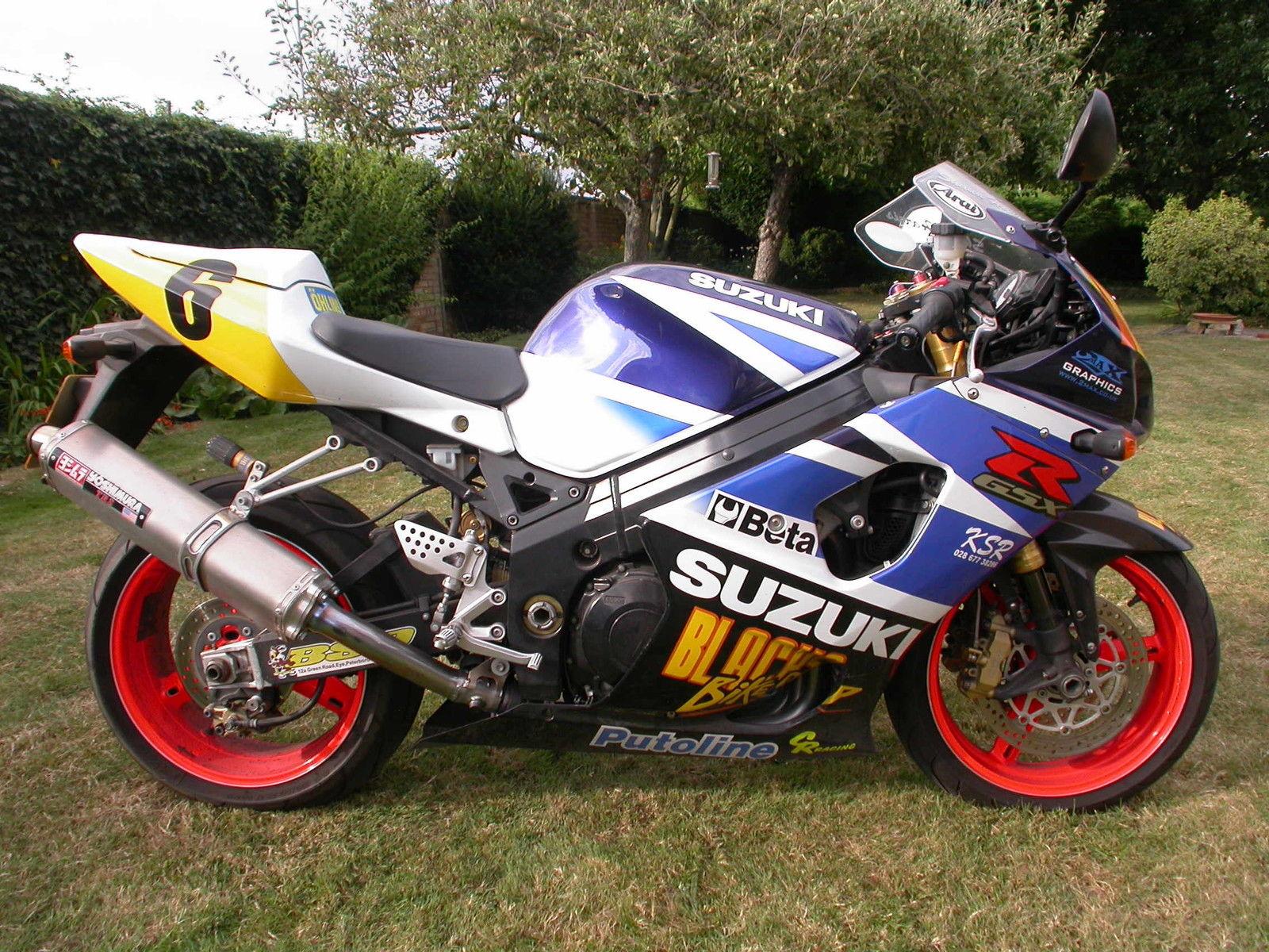 Isle Of Man Tt Race Winner- Suzuki Gsxr 1000 K3