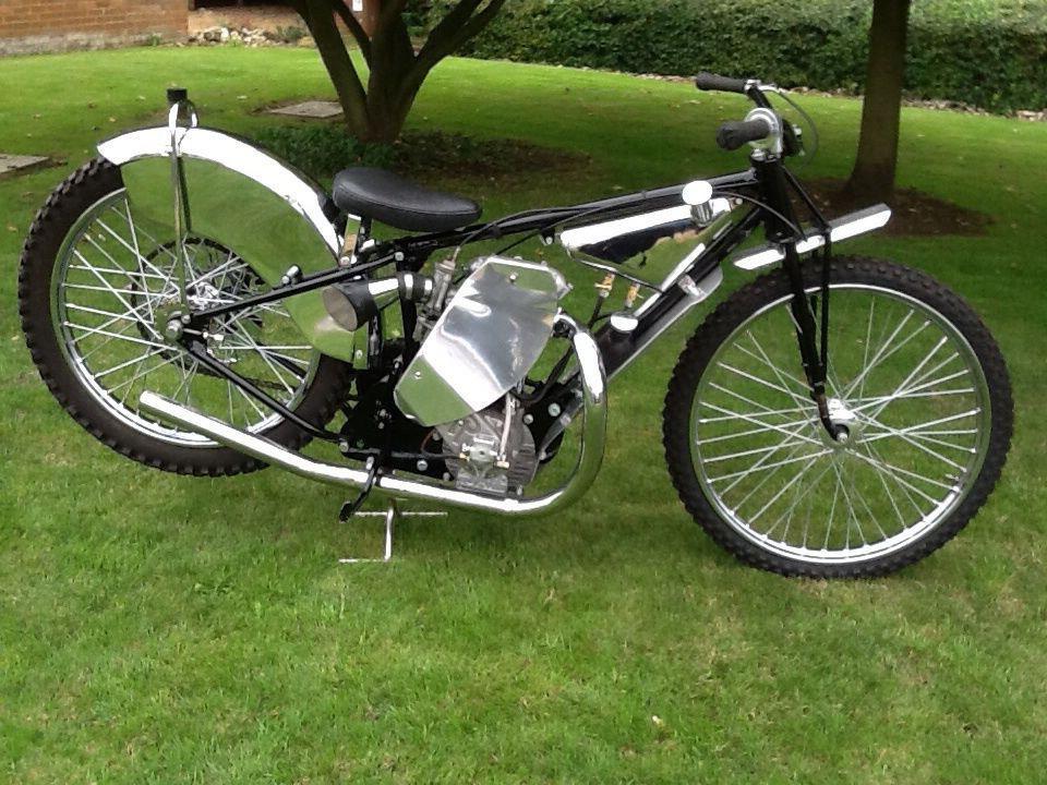 jap speedway bike hart jap motorcyle vintage classic dirt