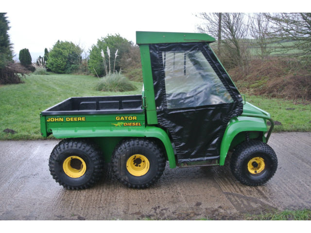 john deere gator 6x4 parts manual pdf